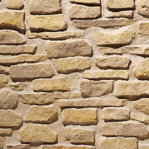 panelpiedra classic PR-120  piedra árida ochre