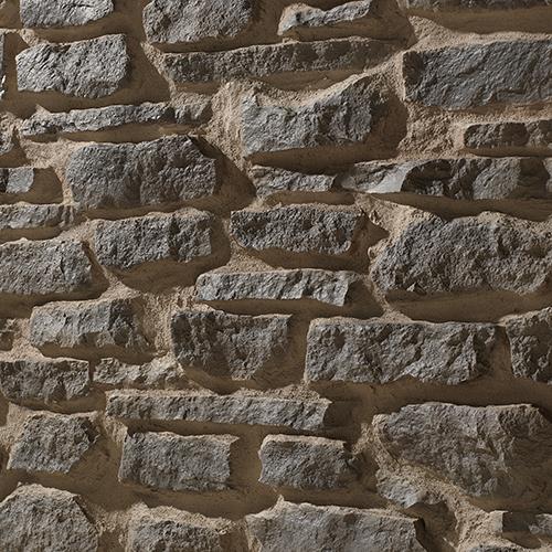 panelpiedra classic PR-122  piedra árida two tone