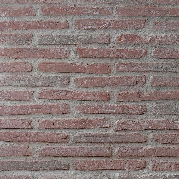 panelpiedra brick PR-488  ladrillo viejo aged whitewashed