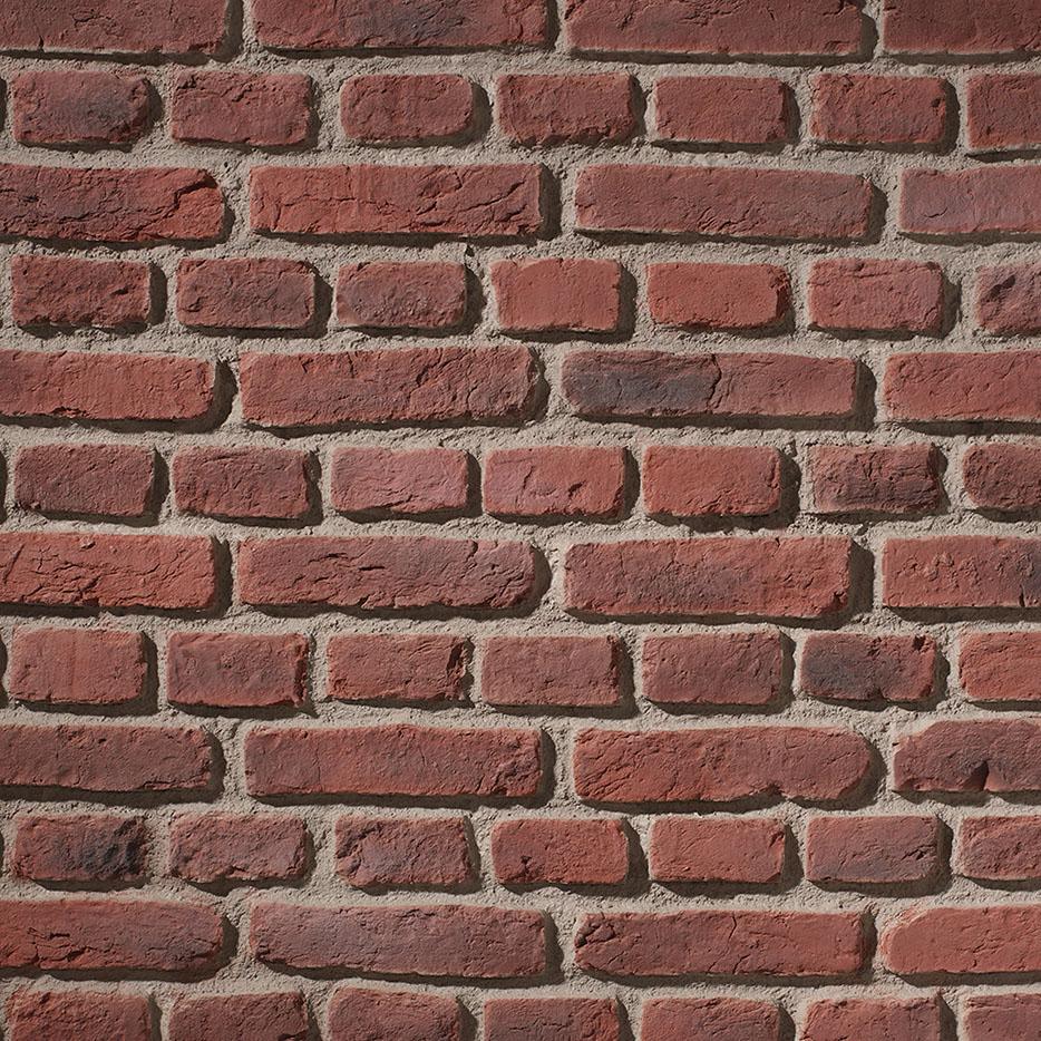 panelpiedra brick PR-509  urban brick aged