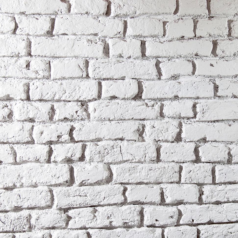 panelpiedra brick PR-531  ladrillo loft white