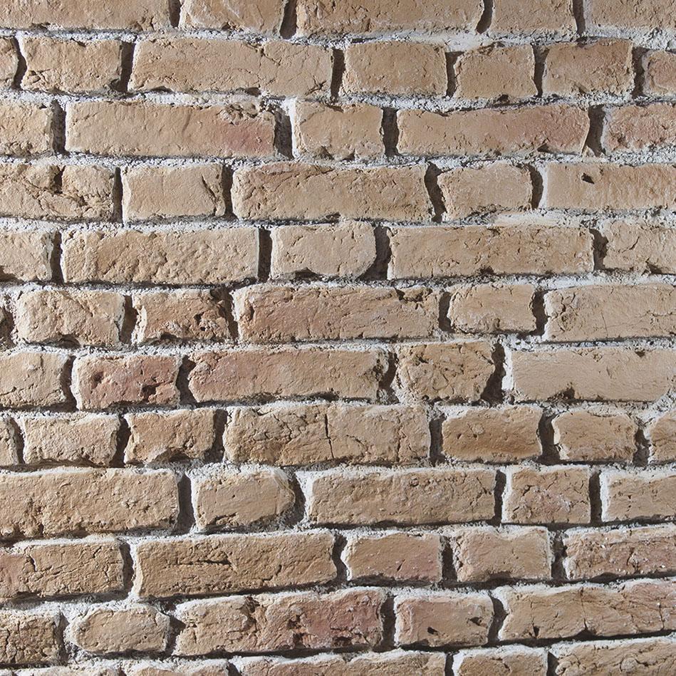 panelpiedra brick PR-534  ladrillo loft earthy brown