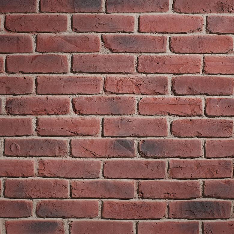 panelpiedra brick PR-540  ladrillo british aged
