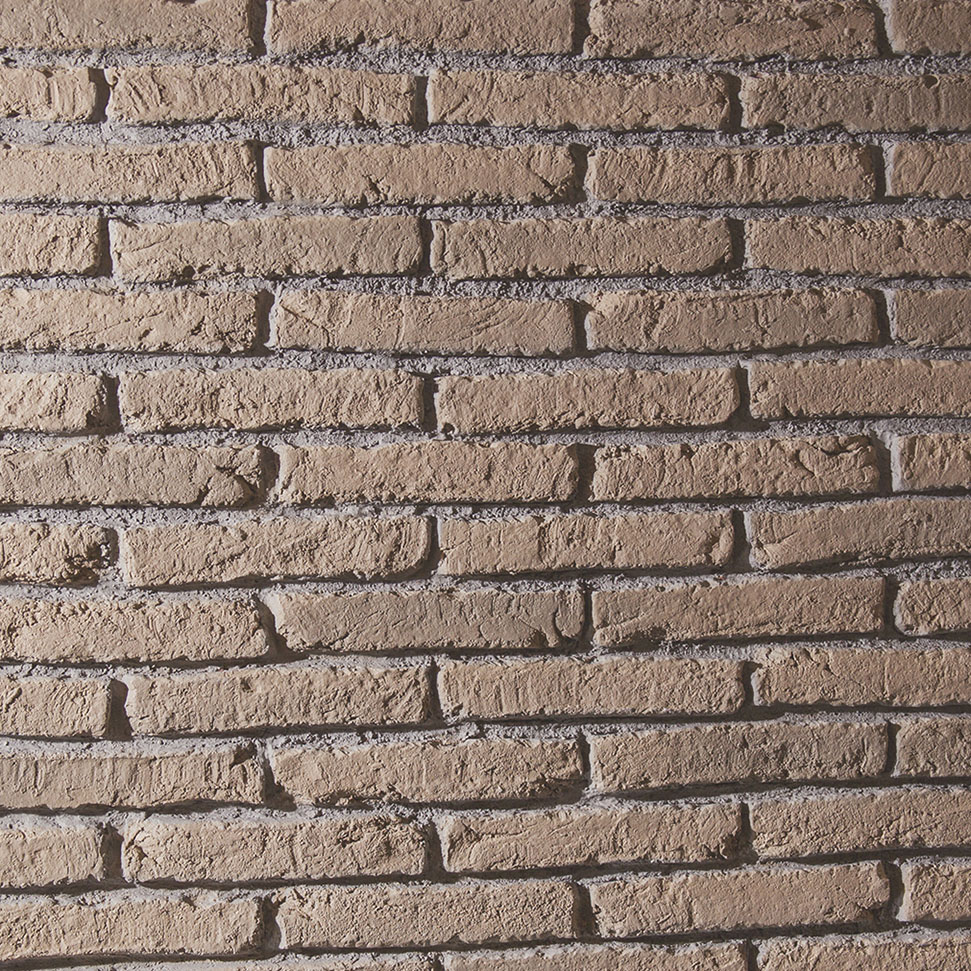panelpiedra brick PR-565  ladrillo adobe clay