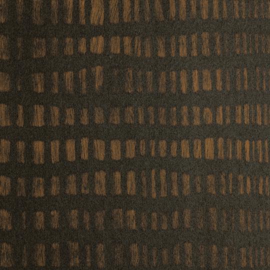 oberflex natural shades walnut with shade #412  gator effect