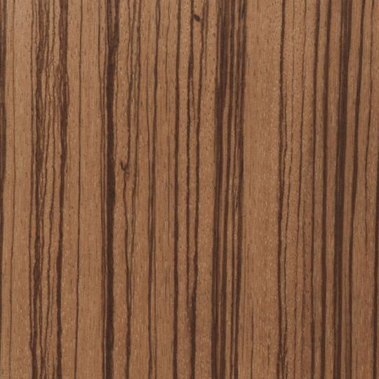 oberflex prestige zebrano T6 straight-grain  bookmatched non-sequenced