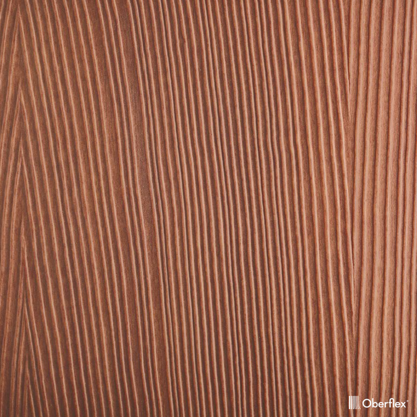 oberflex les sables aniegre T461 flowered  bookmatched non-sequenced (bassam walnut)