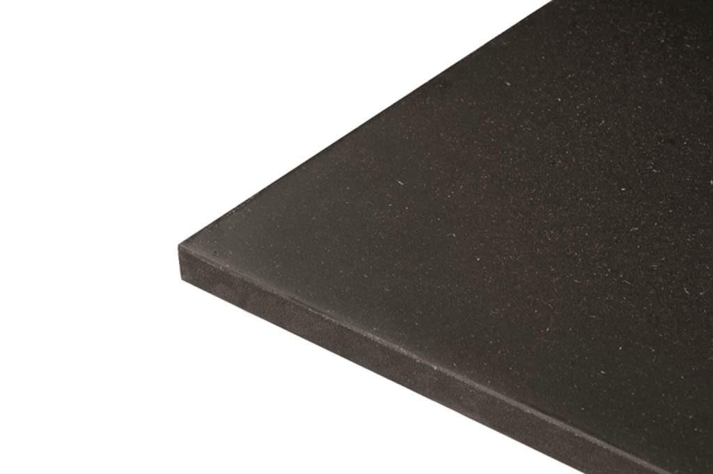 Spectrum D&D gekleurd MDF zwart gelakt naturel zijdemat W01