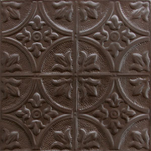 new york ceiling old bronze