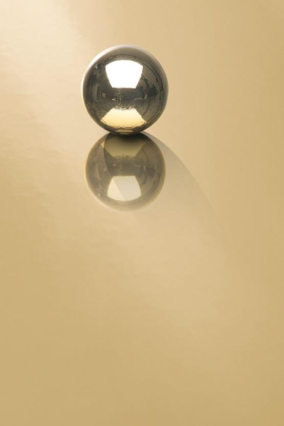 dekodur starline A211  goud aluminium spiegel