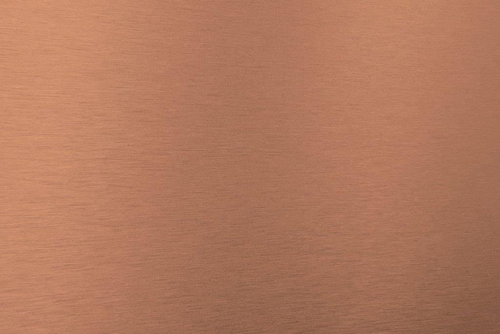 dekodur starline A252  koper aluminium geborsteld