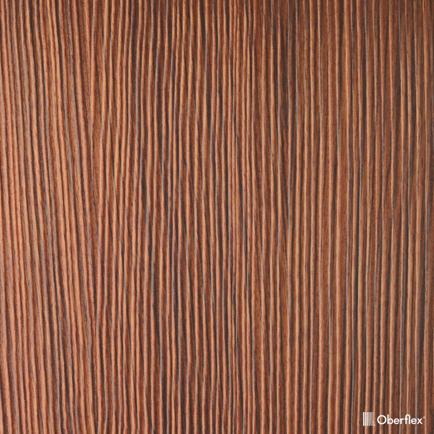 oberflex les sables zebrano T479 straight-grain  bookmatched non-sequenced