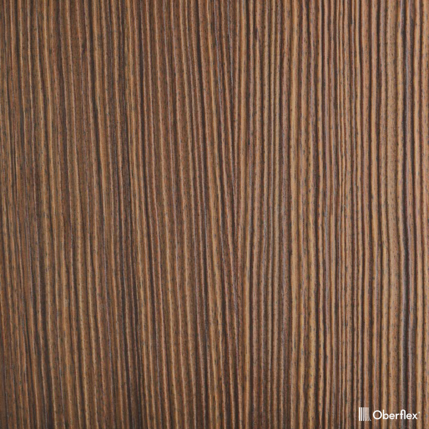 oberflex les sables zebrano T6 straight-grain  bookmatched non-sequenced