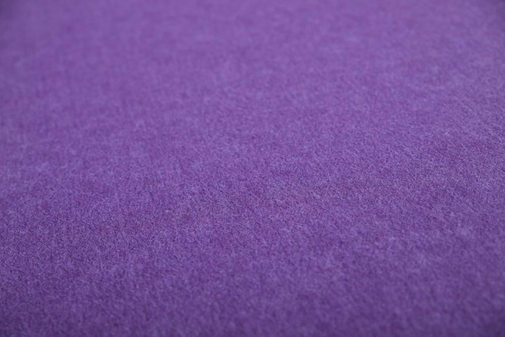 PET-vilt AP-41 purple
