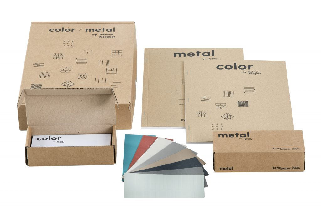 pure paper samplebox
