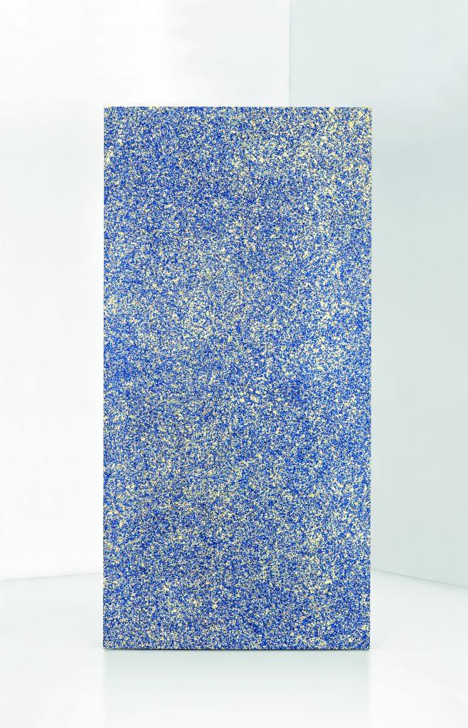 Super Organic by Oberflex Bleu cornflowers