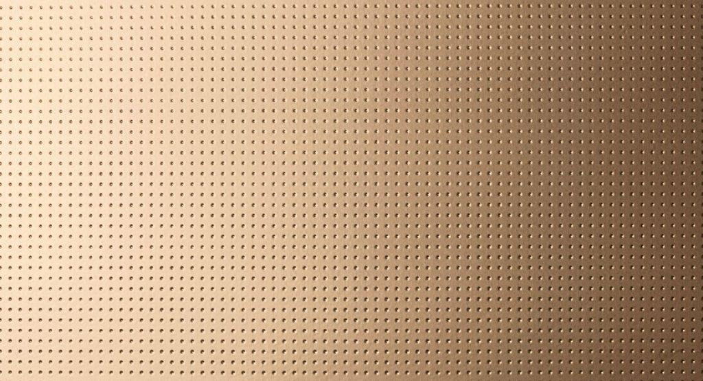 pure paper metal copper mill finish 722