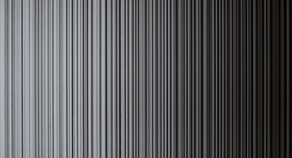 pure paper metal black mill finish 724