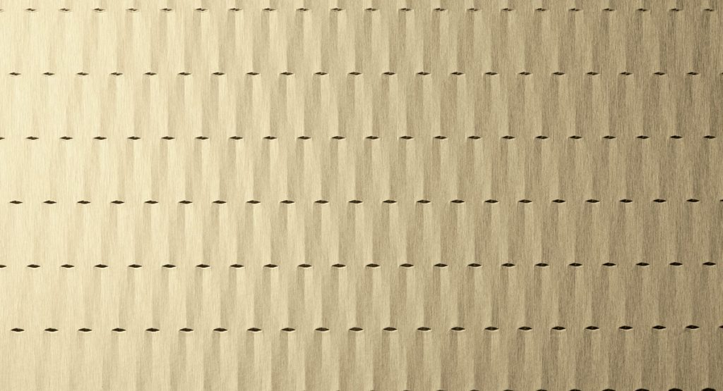 pure paper metal brass brushed 4042