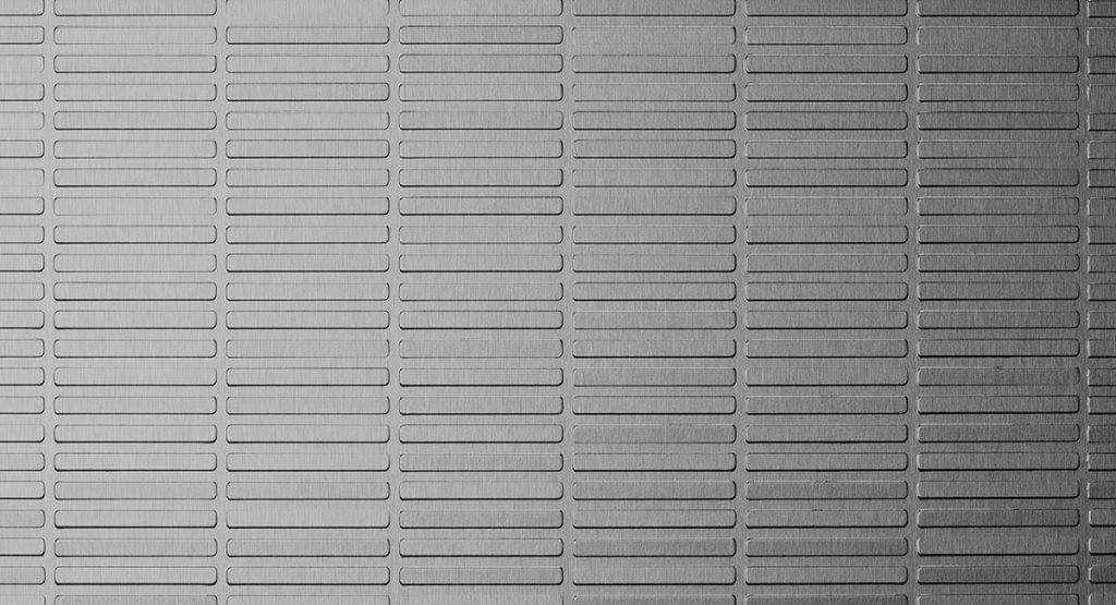 pure paper metal inox brushed 4049