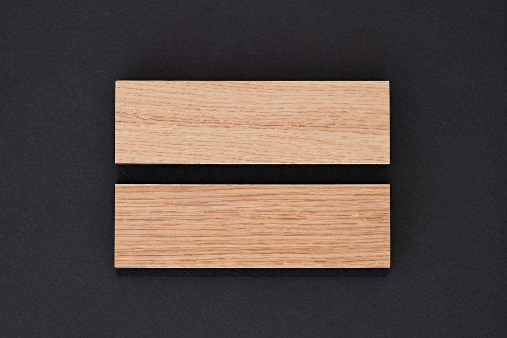 aangenaam akoestiek woodline Type 60 Eiken ( blank mat gelakt )