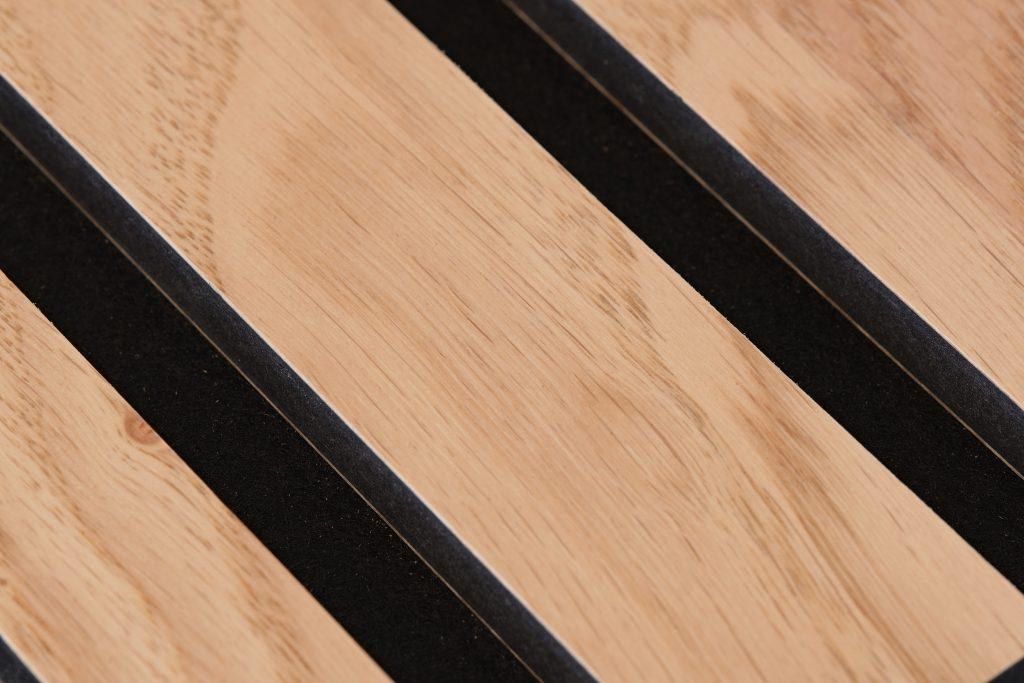 aangenaam akoestiek woodline random Eiken ( blank mat gelakt )